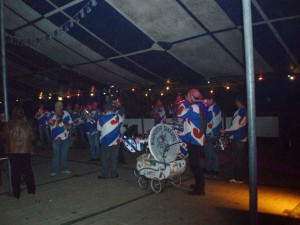 Foto's van zondagavond 5 november 2006